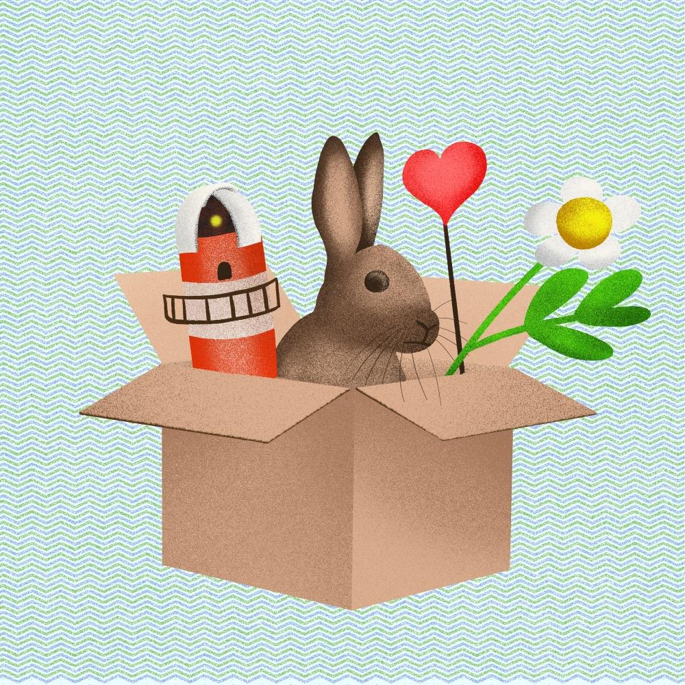 Co se skrývá v krabici