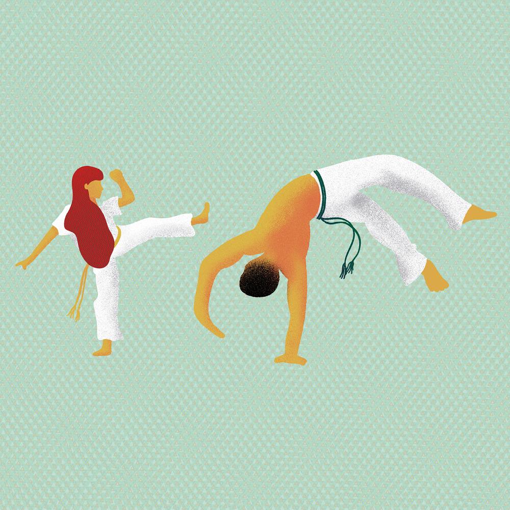 RODINA V AKCI: Capoeira Family 18.9.