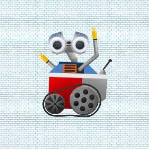 RODINA V AKCI: VědaZ - Legorobotika